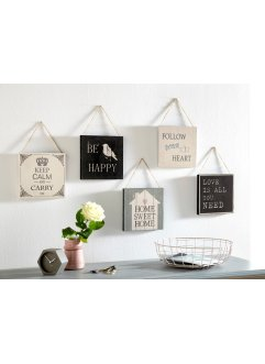 "Set med bilder ""Vintage"" (5 delar), bpc living bonprix collection"