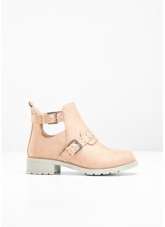 Boots med cut-outs, RAINBOW