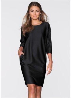 klänning med kort ärm