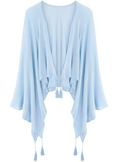 Finstickad poncho, bpc bonprix collection