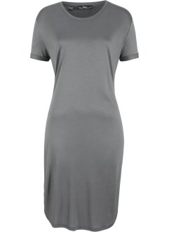0a1847306a61 Viskosklänning i följsamt material, bpc bonprix collection