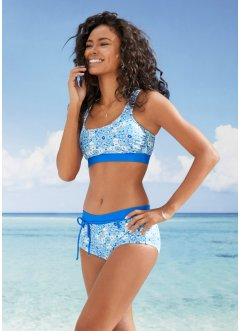 Bikini med BH-topp i minimizer-modell, bpc bonprix collection