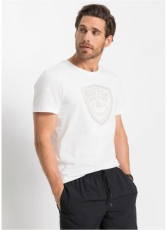 T-shirt med tryck, bpc bonprix collection