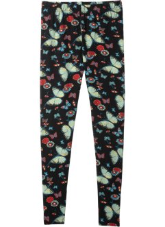Blommönstrade flickleggings, bpc bonprix collection