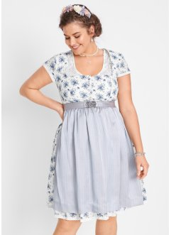 Dirndl med kort ärm, bpc bonprix collection