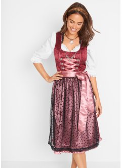 Dirndl med hjärtan, bpc bonprix collection