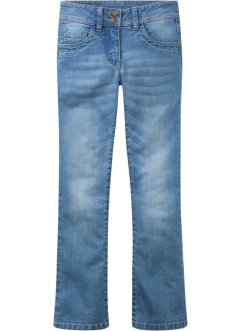 Stretchiga bootcutjeans, John Baner JEANSWEAR