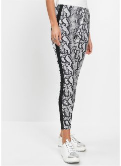 Leggings med ormskinnsmönster, bpc selection