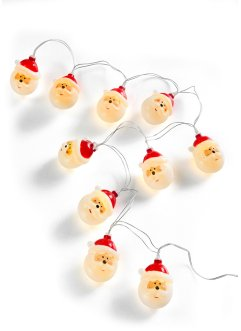 "LED-ljusslinga ""Santa"", bpc living bonprix collection"