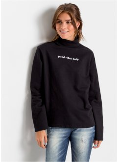 "Sweatshirt ""Good Vibes"", RAINBOW"