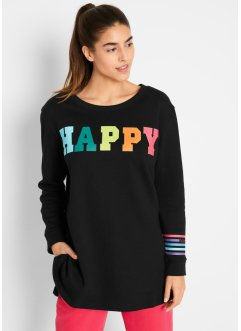 Maite Kelly lång sweatshirt, långärmad, bpc bonprix collection