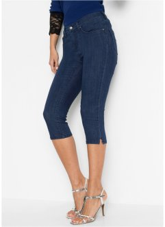 Caprijeans med push up-effekt, BODYFLIRT boutique