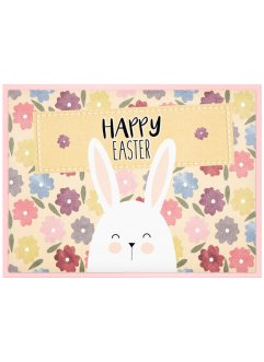 Dörrmatta med Happy Easter-motiv, bpc living bonprix collection