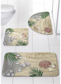 Badrumsmatta med memoryskum, bpc living bonprix collection