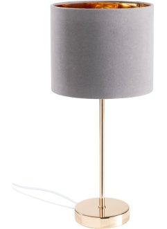 Lampa med gyllene fot, bpc living bonprix collection