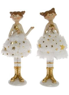 Prydnadsballerina (2-pack), bpc living bonprix collection