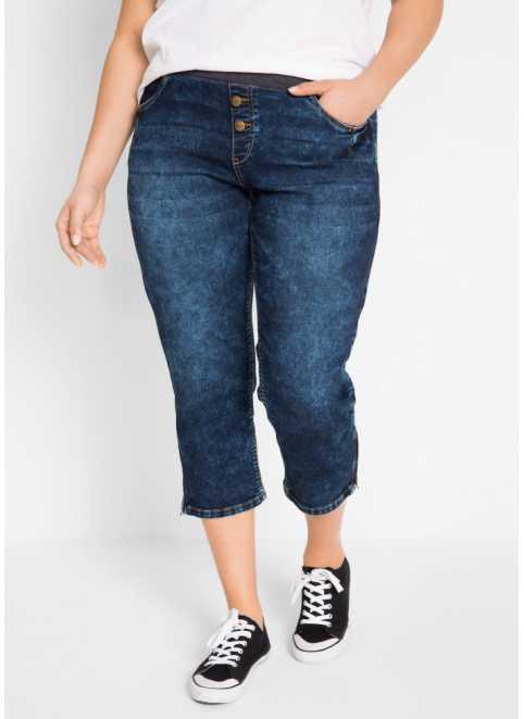 7 8-byxor i stora storlekar för damer - bonprix.se 874bdb11618bb
