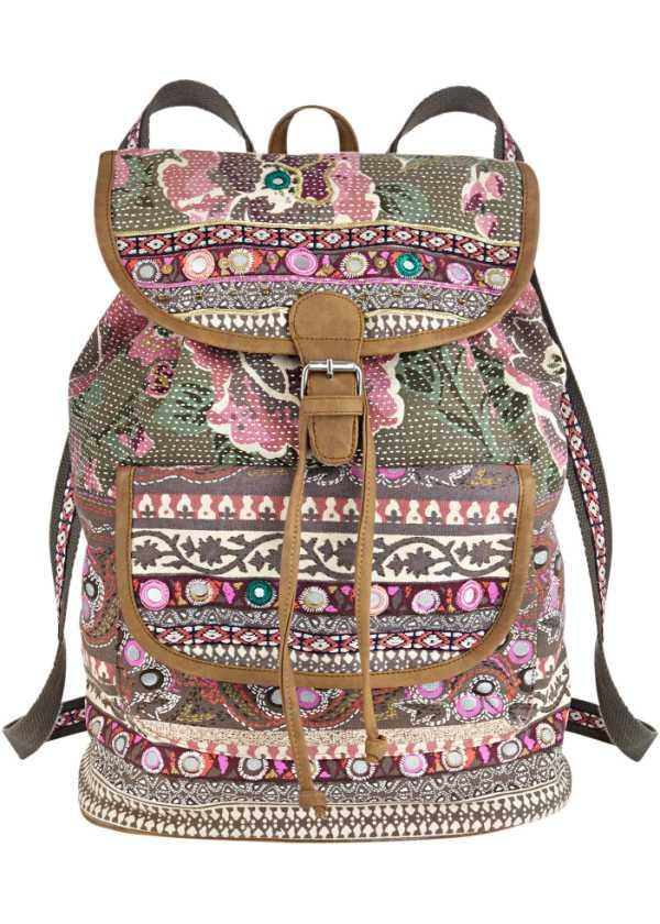 Hippie Ryggsäck   Spreadshirt