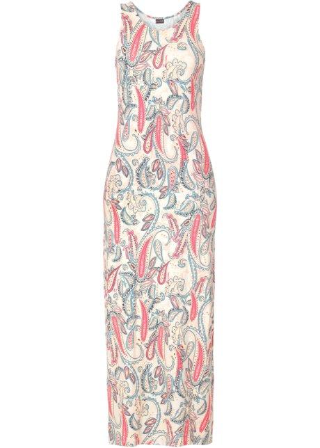 Maxiklänning i jersey paisley - BODYFLIRT köp online - bonprix.se c84bc896da09a