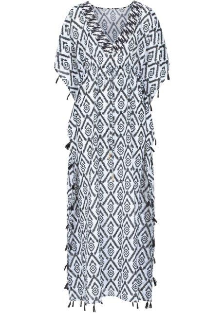 07dccf0da51f Strandklänning svart/vit, mönstrad - bpc selection beställa online ...