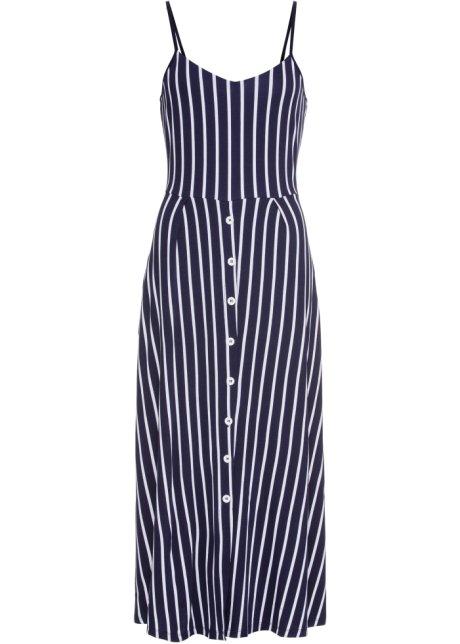 909876c54a Randig klänning