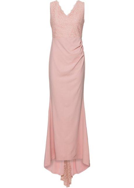 Bröllopsklänning rosa - Dam - BODYFLIRT boutique - bonprix.se c9c2adac5ca81