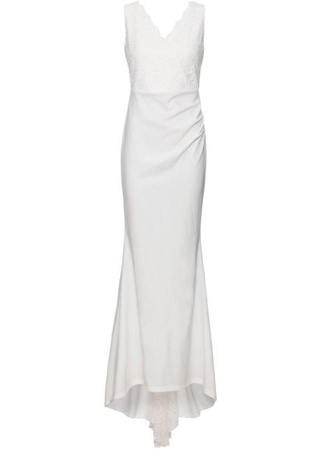 Brudklänning vit Dam bonprix.se