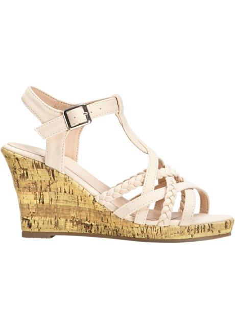 Köp Sandaletter med kilklack billigt online   ShopAlike.se