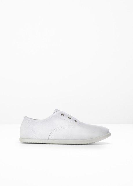 Sneakers vit Barn bpc bonprix collection bonprix.se