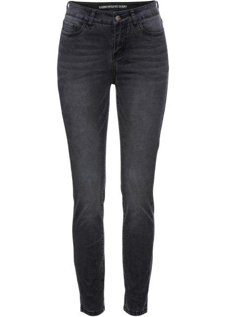jeans med dragkedja bak