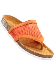 Flip-flops, bpc bonprix collection, orange
