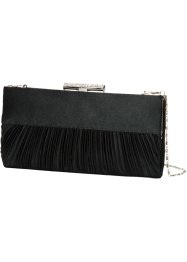 Clutch med rynk, bpc bonprix collection