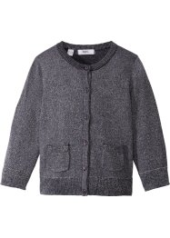 Cardigan med glitter, bpc bonprix collection