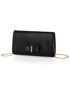 Clutch, bpc bonprix collection, svart