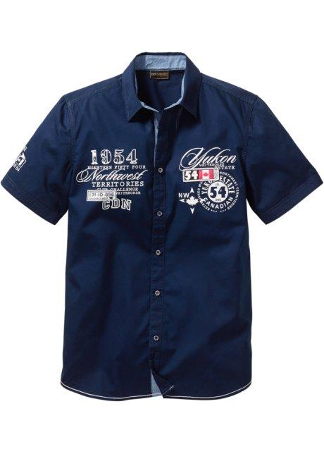 Bonprix SE - Kortärmad skjorta, normal passform 149.00