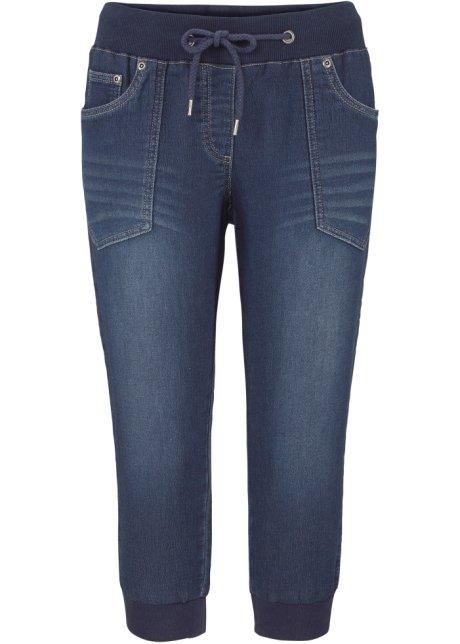 Bonprix SE - Mjuka jeans, 3/4-längd 299.00
