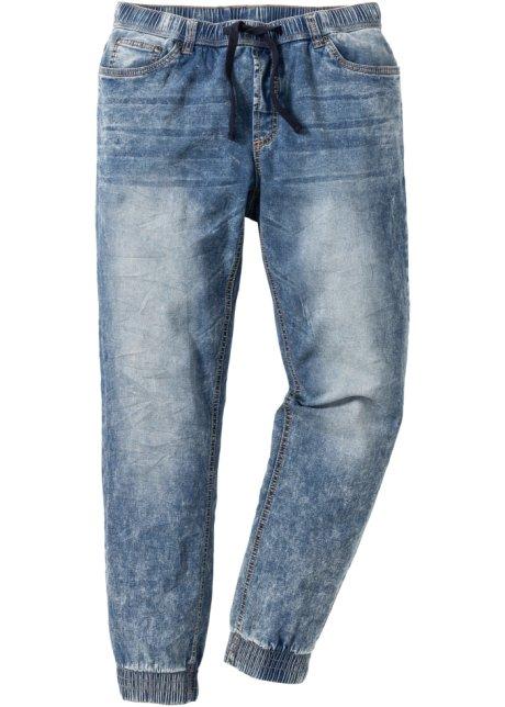 Bonprix SE - Dra på-jeans, smal passform, raka ben 249.00