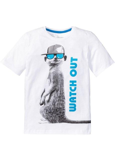 Bonprix SE - T-shirt med coolt tryck 99.00