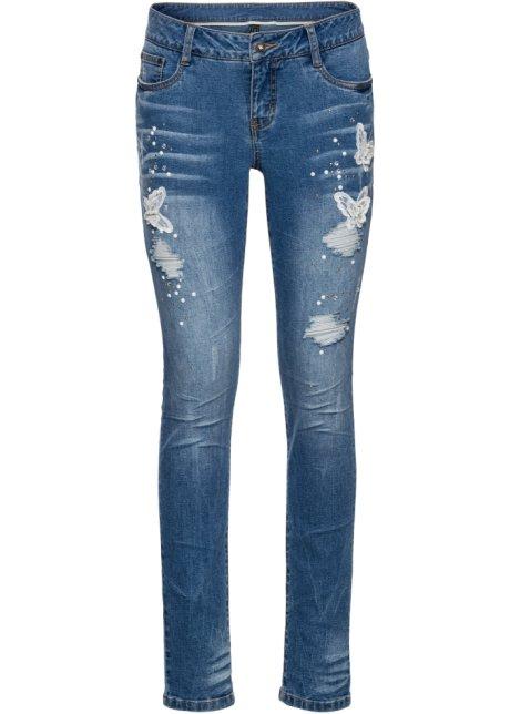 Bonprix SE - Jeans med broderi 449.00