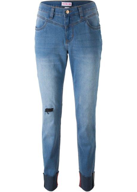 Bonprix SE - Moderiktigt uppvikta jeans – designade av Maite Kelly 159.00